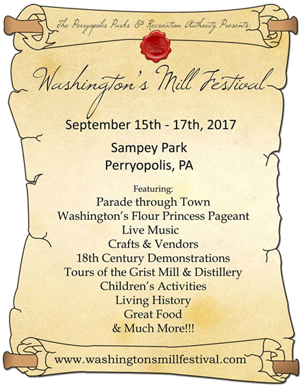 Washingtons Mill Festival